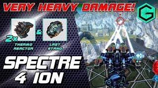 War Robots  Fury 3 Chimera MK2  Тяжелая поддержка  Убийца