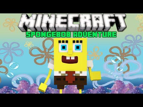 Minecraft | SPONGEBOB ADVENTURE | Heroes of Bikini Bottom!