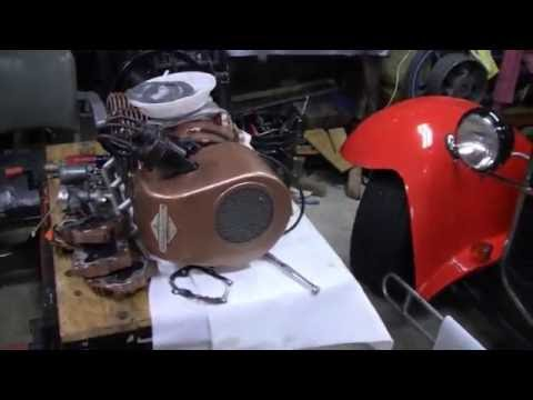 HOW TO MAKE A GASKET (part 1)