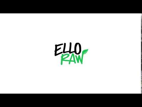 ElloRaw logo animation