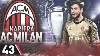 FIFA 17   KARIERA AC MILAN   #43 - WIELKI FINAŁ SERII!