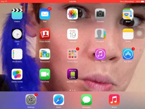 How to download and use a screen recorder for iPad iPod and iPhone iOS 7
