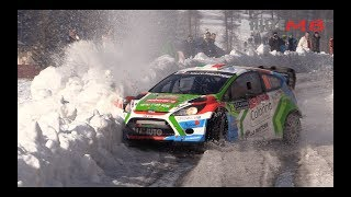 Highlight WRC Rallye Monte Carlo 2018 | Crash and Show | Max Attack | Mistakes [HD]