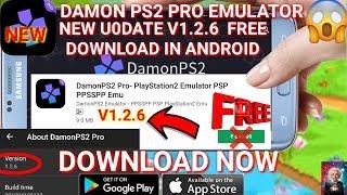 😱[OPEN GL_ES 3 0] Damon PS2 Emulator Version 1 2 1 PRO FREE Android
