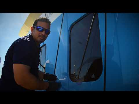 How to Apply Ceramic Coating to Yacht Glass Windows