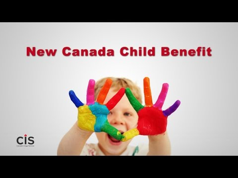 New Canada Child Benefit