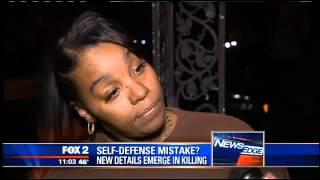 Black Detroit Woman Shot To Death Seeking Help After Car Crash - Renisha Mcbride