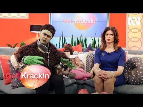 Get Krackin: Halloween Special