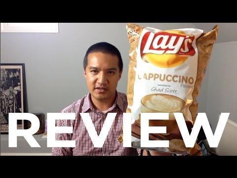 Lay's Cappuccino Potato Chips REVIEW: Freezerburns