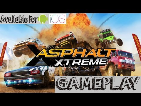 Asphalt Xtreme Gameplay[Android/iOS]