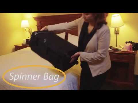 Xxx Mp4 SkyRoll Spinner Carry On Suitcase For Women To Pack Dresses Without Folding Them 3gp Sex