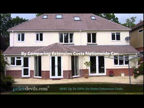 Home Extensions | Home Extension Costs @ Price Devils