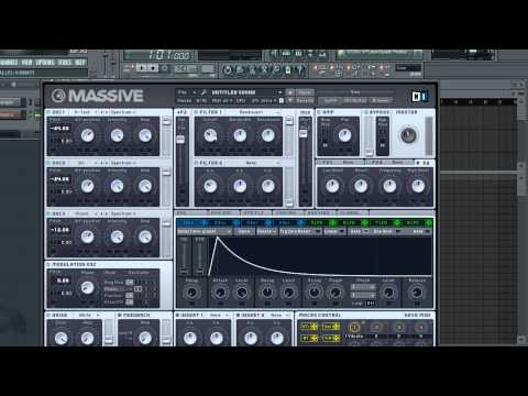 How To Make a HUGE Dubstep Wobble In NI Massive (Tutorial Thursday's Ep. 7)