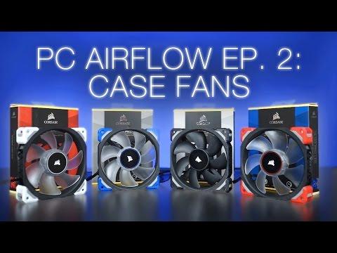 Which PC Case Fans Should You Use? ft. Corsair ML Fans