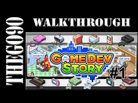 [Walkthrough] Game Dev Story [#1] Wollen wir mal unser Spiel entwickeln