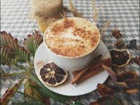 Coffee Lovers Recipes - How To make Cinnamon Spiced Coffee