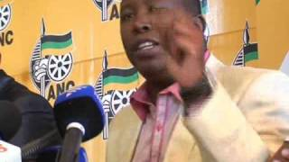 Julius Malema swears at  BBC Journalist