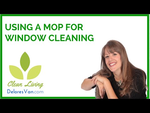Norwex Cleaning Outside Windows - Spring Cleaning Tips - Streak free Windows