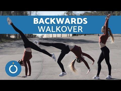 How to Do a Backwards Walkover Tutorial