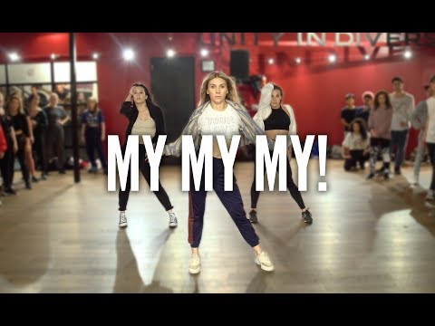 Download TROYE SIVAN - My My My!   Kyle Hanagami Choreography