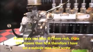 TD42 engine setup 36psi - PakVim net HD Vdieos Portal