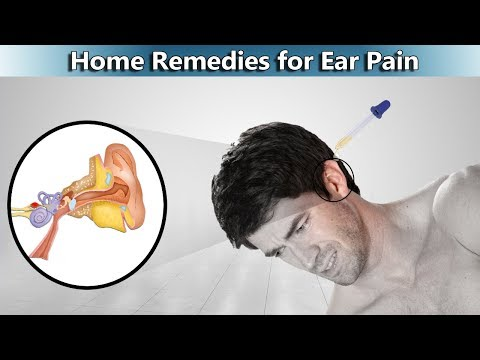 7 Amazing Home Remedies to Get Rid of Ear Pain