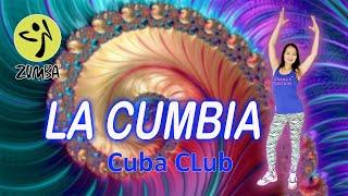 Zumba Easy Warming Up   La Cumbia by Cuba Club   Dance Passion Zumba