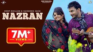 New Punjabi Songs 2015 | Nazran |  Deep Dhillon & Jaismeen Jassi | Latest New Punjabi Songs 2014