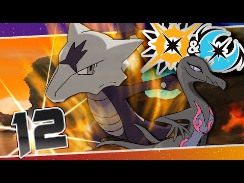 Pokémon Ultra Sun and Moon - Episode 12 | Totem Marowak Trial!?