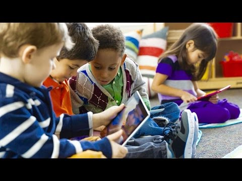 Children, Technology Addiction, and Brain Development