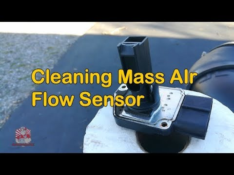 ▶️How to Safely Clean Mass Air Flow Sensor ▶️With Helpful Tip to Avoid  Re-cleaning MAFS MAF Sensor