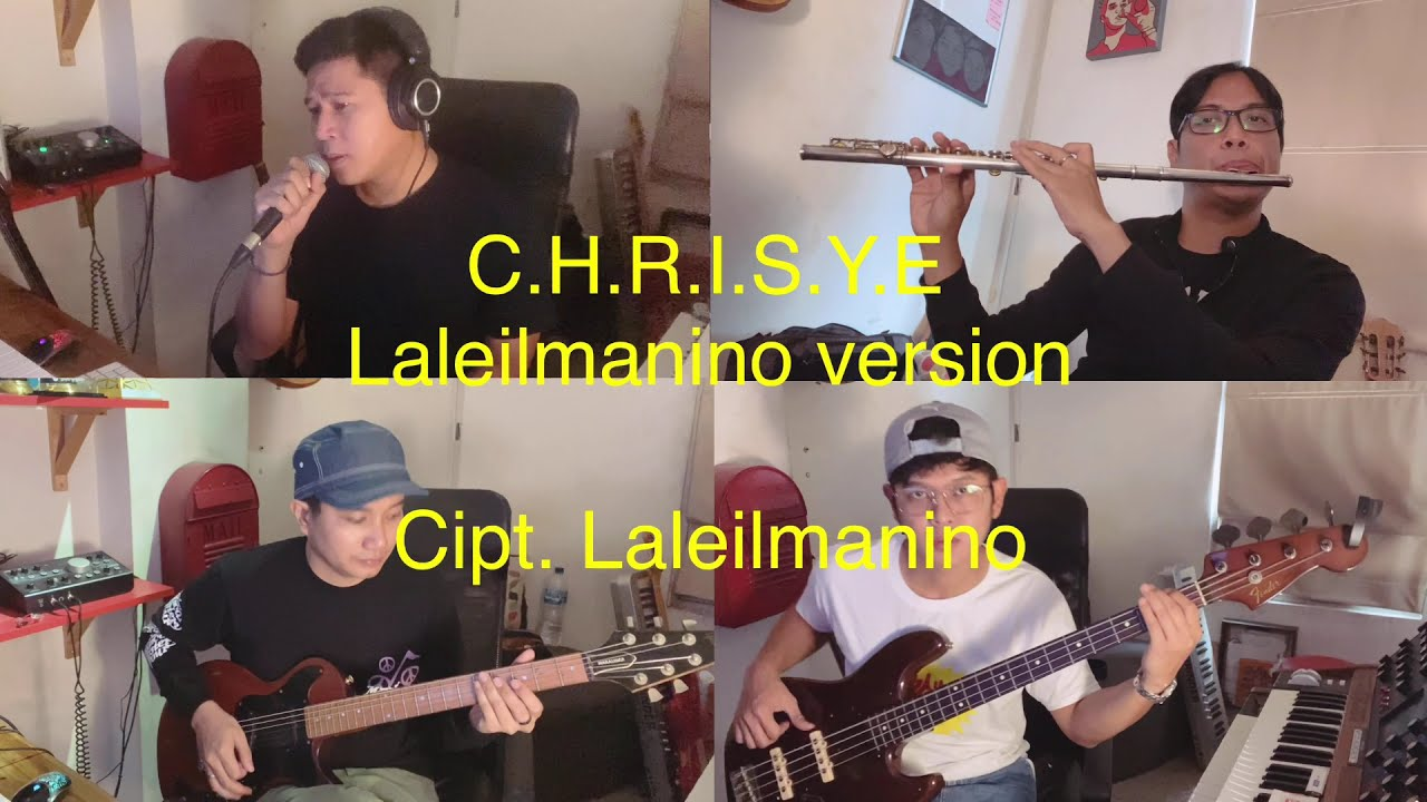 Download C.H.R.I.S.Y.E (laleilmanino version feat.Dedi flute) MP3 Gratis