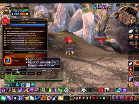[World of Warcraft] - Dinging level 85! :D
