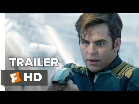 Star Trek Beyond TRAILER 2 2016 - Zoe Saldana, Chris Pine Action Movie HD