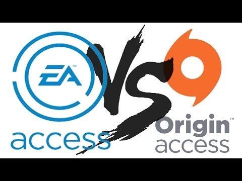 Origin Access vs. EA Access - Wer hat die besseren Spiele?