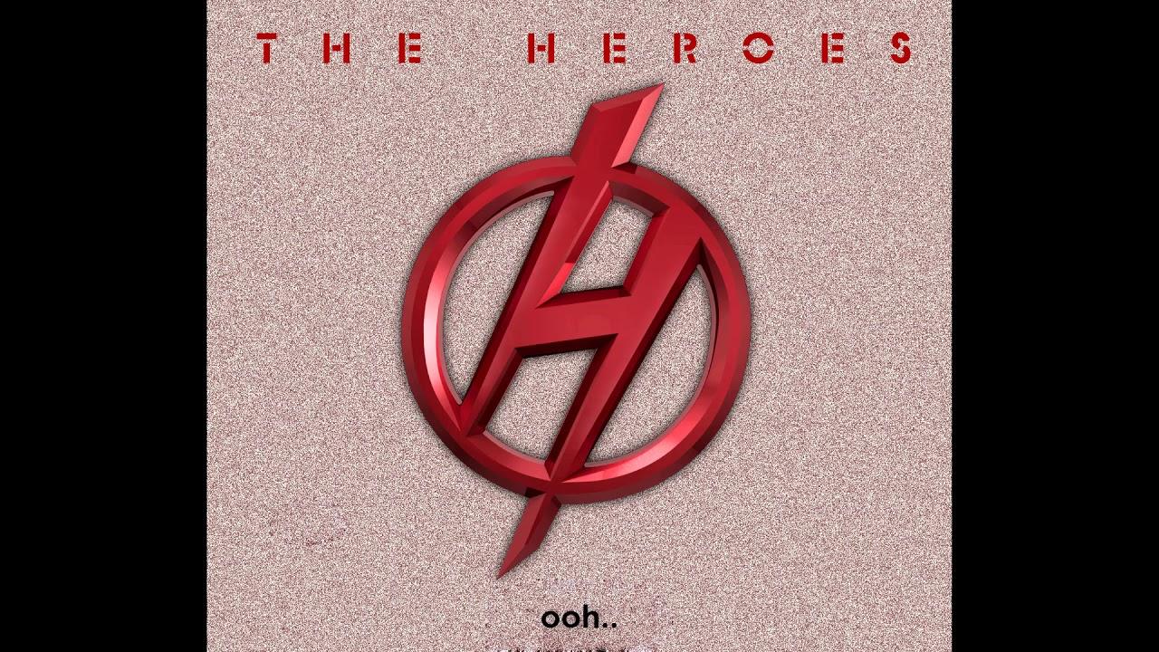 Rindu [ Lirik ] - The Heroes Band