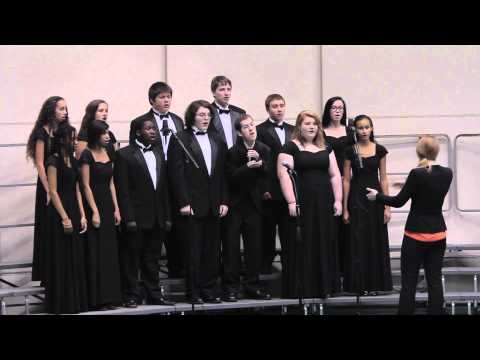 Pledge + Anthem - Lafayette High School - Graduation 2014