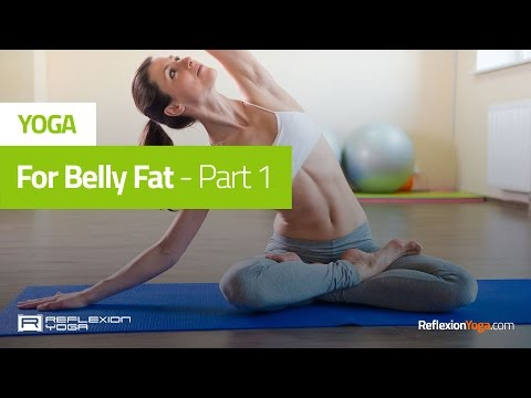 Yoga for Belly Fat - Only 15 Minutes A Day!