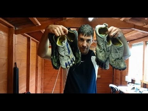How to transition into Vibram FiveFingers for running quickly and safely