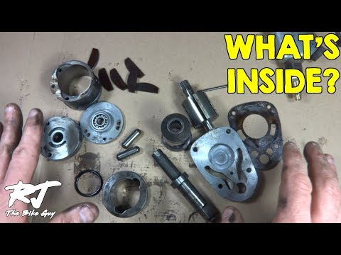 Impact Wrench Disassembly/Assembly