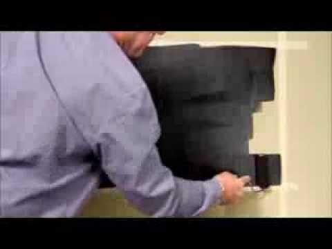 How To Create A Chalkboard Anywhere Using Blackboard Paint