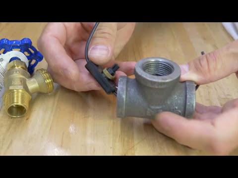 DIY Water Valve Switch Vol. 2