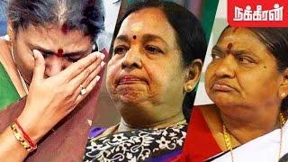 இந்த அவமானம் தேவையா ? Valarmathi, Gokula Indira, C R Saraswathi Chased Away By Bangalore Police