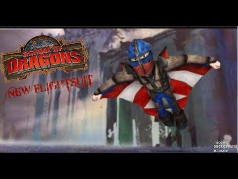 School Of Dragons_New SKYRUNNER FLIGHTSUIT