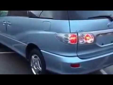 Japan Used  Toyota Estima Hybrid Car In London Uk