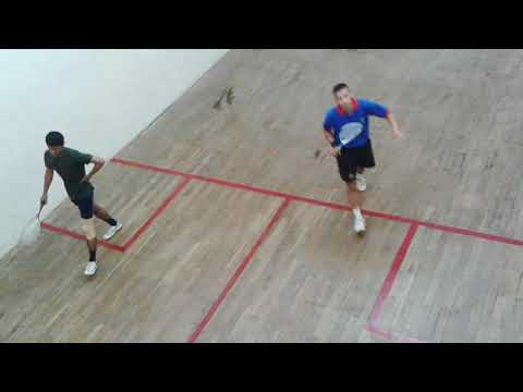 College Of Military Engineering Vs Army Institute Of Technology Squash Championship (2/4)