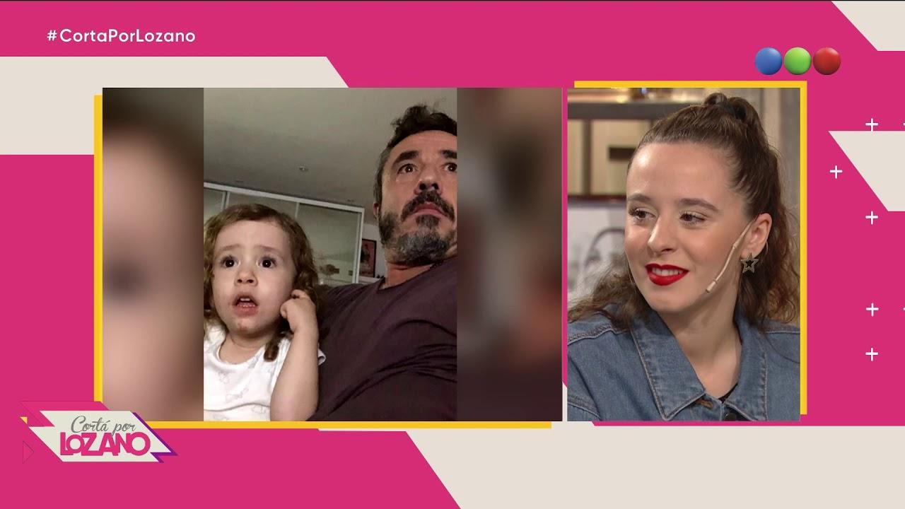 Pablo y Mery Granados en el diván de Vero - Cortá por Lozano 2019