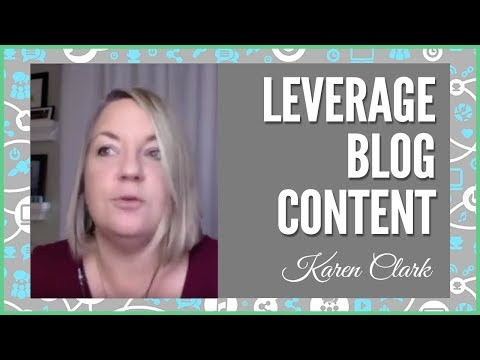 Network With or Get Content to Share from Other People's Blogs (Social Media Marketing)