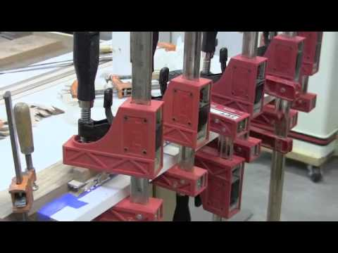 How to Glue Up Wood Inlay Banding