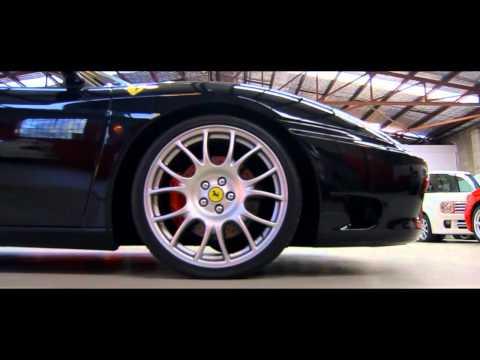 2005 Ferrari 360 Spider Manual Top Secret Imports RAW Compliance Australia UK